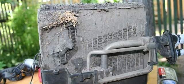 Печка плохо греет и дует холодным воздухом Лада Гранта: причины