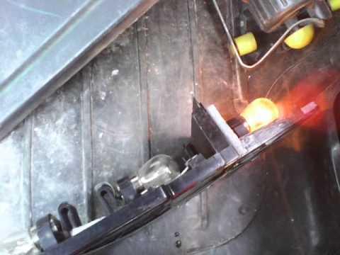 Не работают аварийка и поворотники на ВАЗ-2112: причины, ремонт