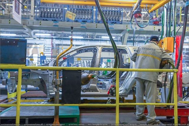 Где собирают Рено Логан в России: выпуск и производство