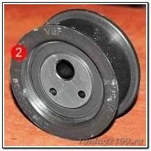Почему сползает ремень ГРМ на ВАЗ-2114: фото и видео