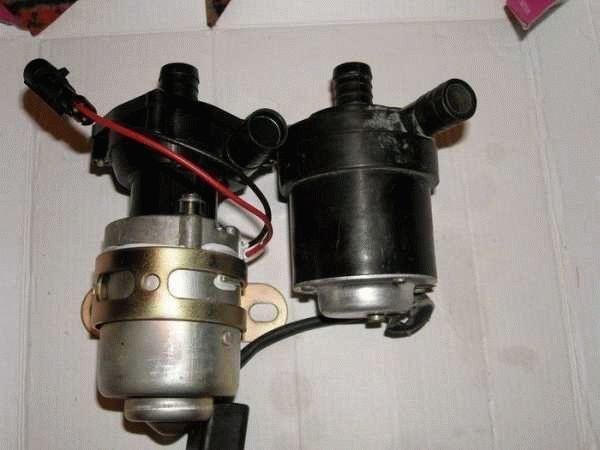 Установка дополнительной помпы на ВАЗ-2114: фото и видео