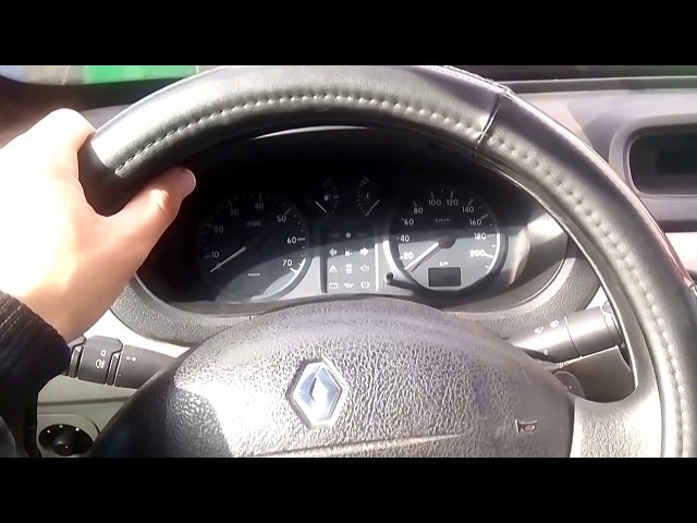 Как заменить и отрегулировать трос сцепления Рено Логан: +видео
