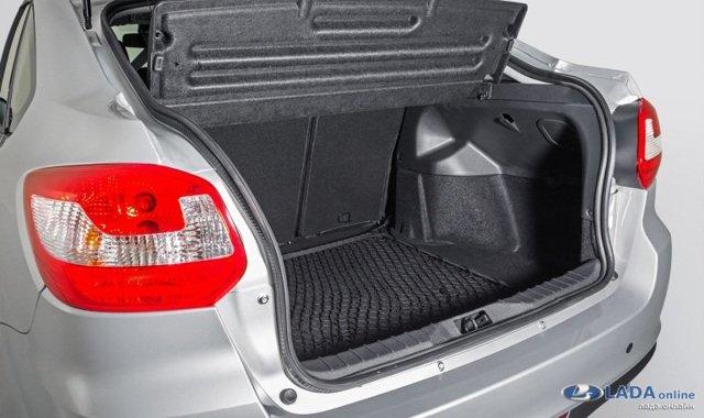 Как выбрать и установить сетку в багажник Лада Гранта