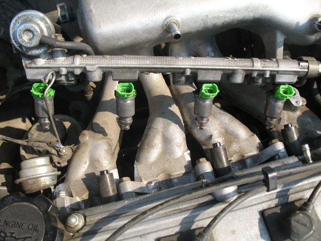 Проверка и неисправности форсунок на ВАЗ-2114: признаки забитости