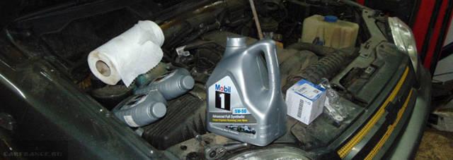 Объём масла в двигателе Шевроле Нива: сколько литров