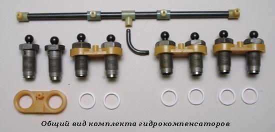 Почему стучат гидрокомпенсаторы ВАЗ-2112 16 клапанов: видео, фото