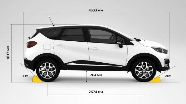 Рено Каптур 2018: новый кузов, комплектации и цены, фото, новости