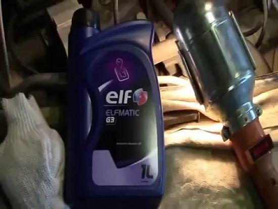 Какое масло заливать в гидроусилитель руля Рено Логан
