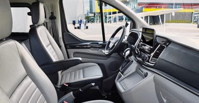 Новый Форд Торнео Кастом 2018: начало продаж в России, цены