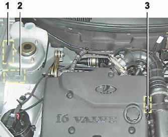 Где находится номер двигателя ВАЗ-2112 16 клапанов: фото, видео