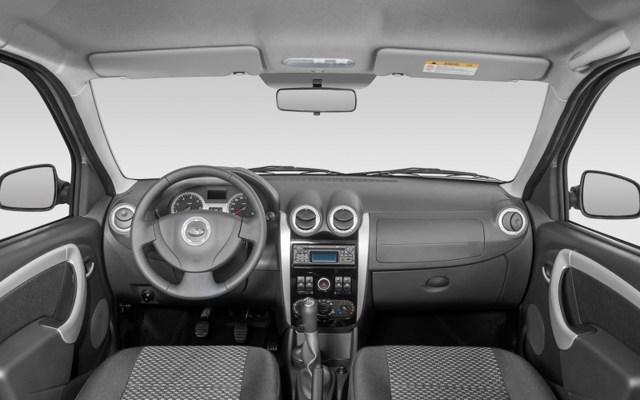 Длина багажника на Лада Ларгус: фото и видео