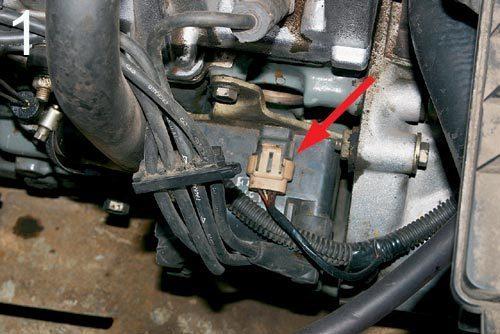 Где находится датчик скорости на ВАЗ-2112 16 клапанов: фото, видео