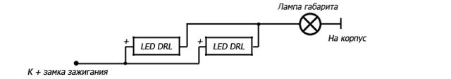 Как подключить и установить ходовые огни Рено Логан: фото и видео