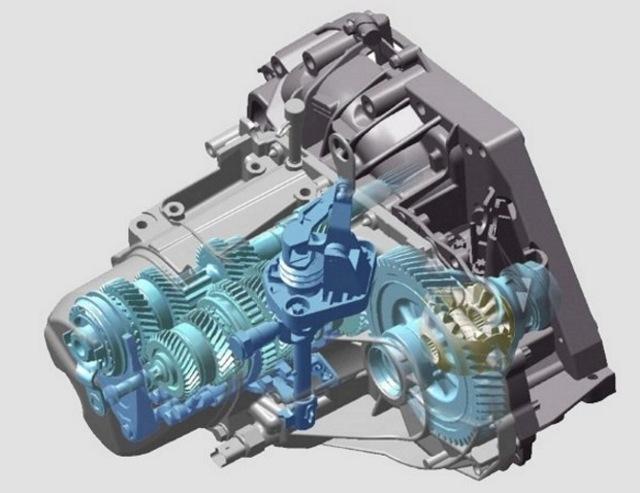 Какая механическая коробка передач (АКПП) стоит на Лада Веста?