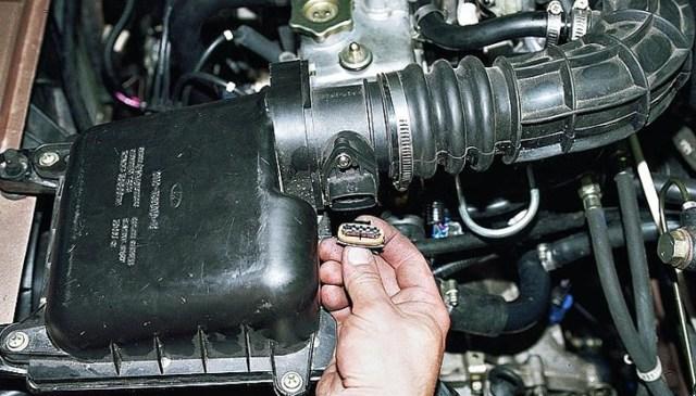 Датчики ВАЗ-2112 16 клапанов и их расположение: схема, фото, видео