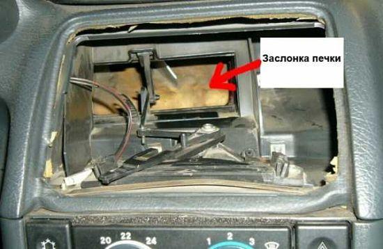 Почему на ВАЗ-2110 печка не работает и не дует