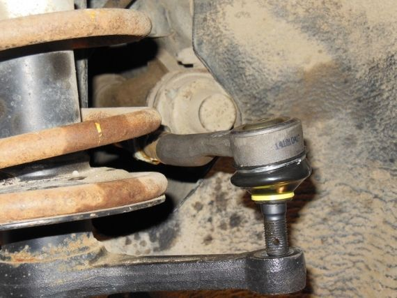 Как снять и заменить рулевой наконечник ВАЗ-2114: фото и видео