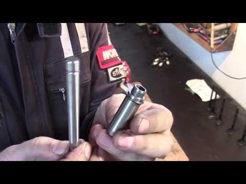 Замена направляющих втулок клапанов ваз-2112 16 клапанов: фото