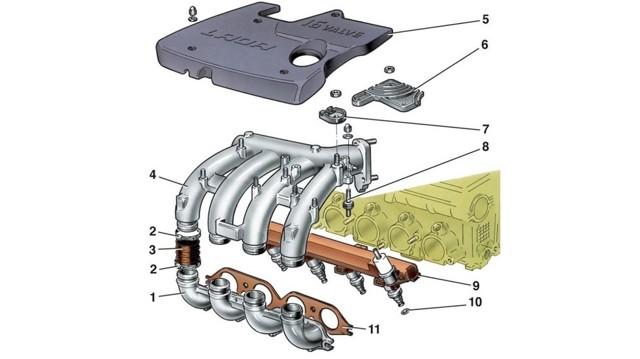 Двигатели ВАЗ-2112 16 клапанов: характеристики, 124 и 21120?