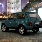 Лада 4х4 Урбан 2017 года новая модель от АвтоВаза