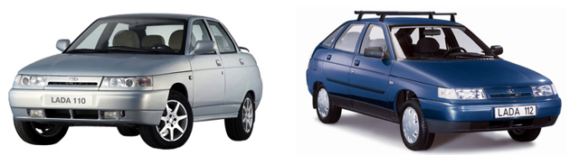 ВАЗ-2110 или ВАЗ-2112: что выбрать, какая машина лучше?