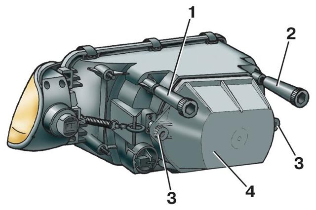 Как включить дальний свет на ВАЗ-2114: фото и видео