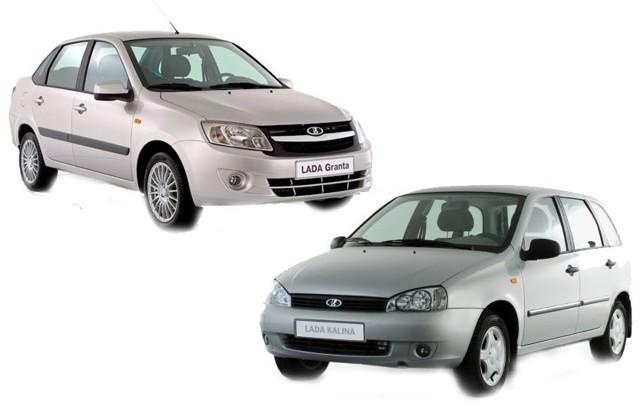 Какая лучше Лада Гранта или Лада Калина: сравниваем автомобили