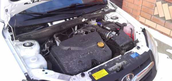 Какое масло заливает АвтоВаз на заводе в Ладу Гранту: двигатель и КПП