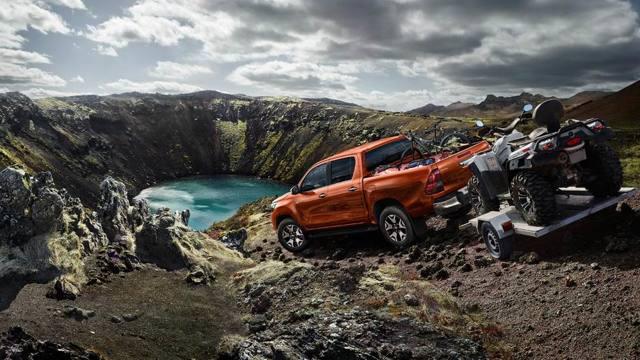 Тойота Хайлюкс 2019 года в новом кузове: цена в России и фото
