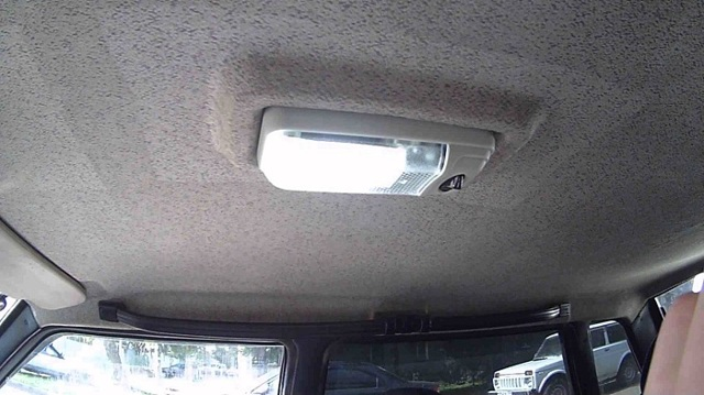 Не работает свет в салоне на ВАЗ-2114: фото и видео