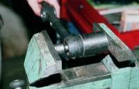 Замена сальников передних рычагов на ВАЗ-2110: фото и видео