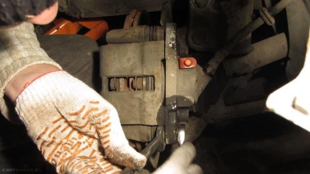 Почему горит восклицательный знак на панели приборов ВАЗ-2112