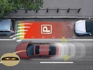 Установка парктроника на Пежо 307: фото и видео