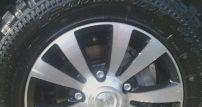 Какая разболтовка колёсных дисков на Ниве Шевроле