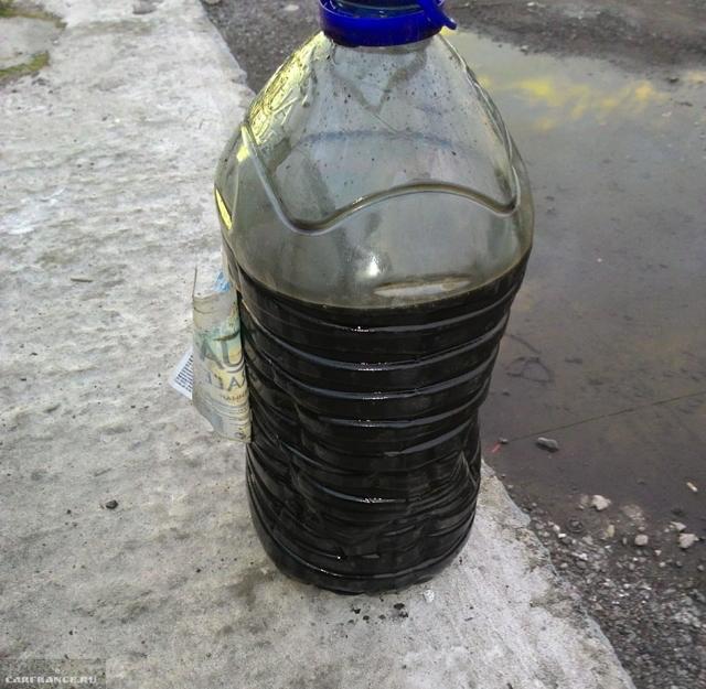Замена масла в АКПП Митсубиси Лансер 9: какое масло, объём