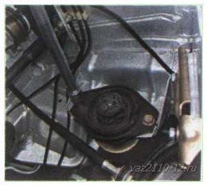 Замена подушек двигателя на ВАЗ-2112 16 клапанов: фото и видео