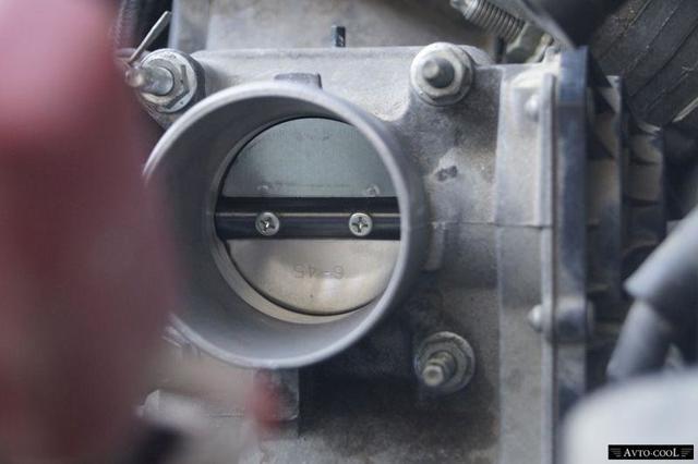 Адаптация дроссельной заслонки Пежо 308: фото и видео