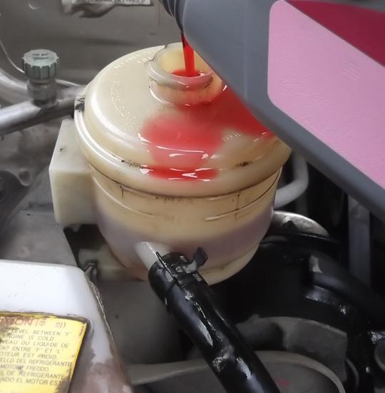 Какое масло заливать в ГУР Форд Фокус 2: артикулы