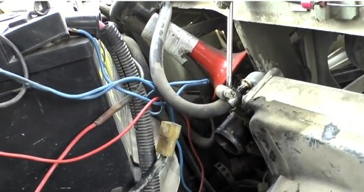 Замена радиатора охлаждения двигателя на ВАЗ-2114: фото и видео