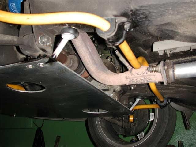 Устройство передней подвески на ВАЗ-2110: устройство, конструкция