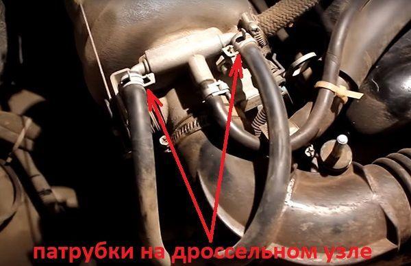 Какая охлаждающая жидкость залита в Шевроле Нива с завода?