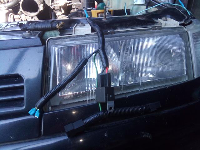 Где находится датчик включения вентилятора ВАЗ-2112 16 клапанов