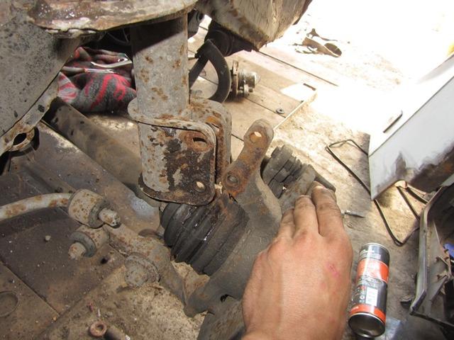 Передняя подвеска ВАЗ-2114: подробная схема ремонта, фото, видео