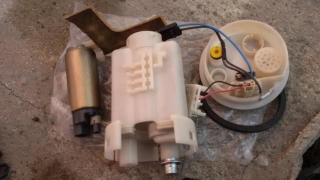 Замена топливного фильтра Тойота Королла 120 кузов: видео, фото