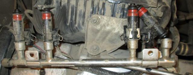 Неисправности системы управления двигателем автомобиля Лада Гранта