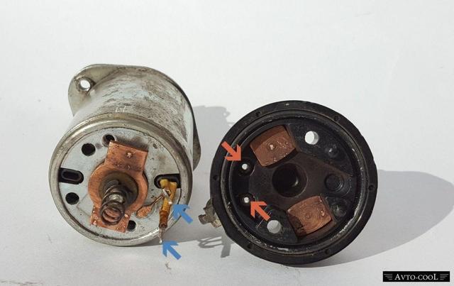 Замена втягивающего реле стартера на ВАЗ-2110: фото и видео