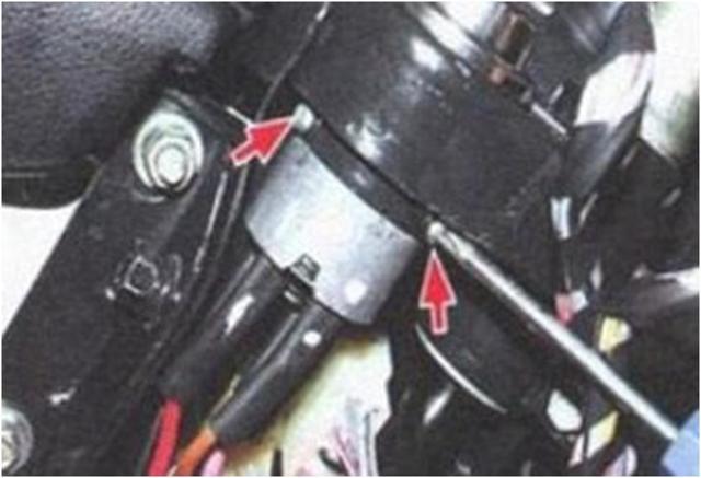 Меняем замок зажигания на ВАЗ-2114 своими руками: замена личинки и полезные советы