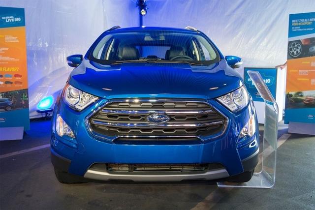 Новый Форд Экоспорт 2018 года: цены, комплектации, фото, старт продаж