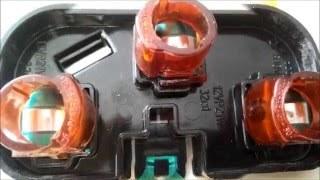 Замена салонного фильтра на Рено Симбол: фото и видео