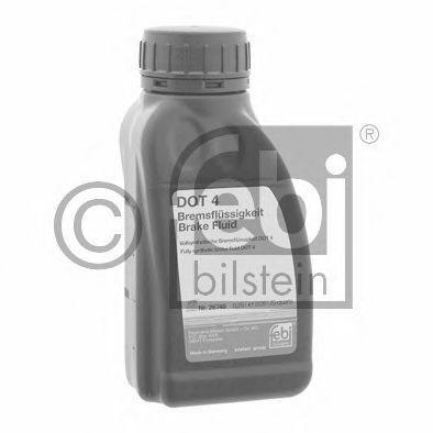 Параметры тормозной жидкости на peugeot 206